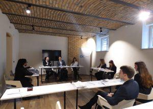 BDK Advokati at Belgrade Arbitration Conference and Belgrade Pre Moot Competition 19