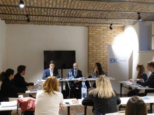 BDK Advokati at Belgrade Arbitration Conference and Belgrade Pre Moot Competition 7