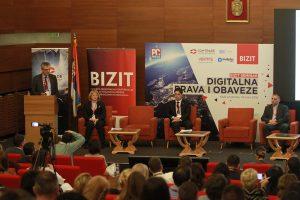 Bogdan Ivanišević speaks at a major conference on GDPR
