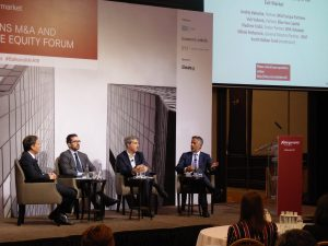 BDK Advokati at Balkan's M&A and Private equity forum 4