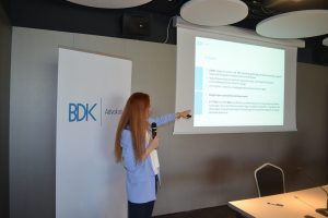 BDK organises an info-session on restrictive agreements 1