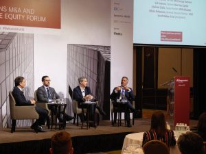 BDK Advokati at Balkan's M&A and Private equity forum 1
