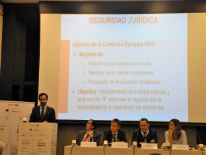 BDK Advokati at the first Business Forum Spain – Serbia 2