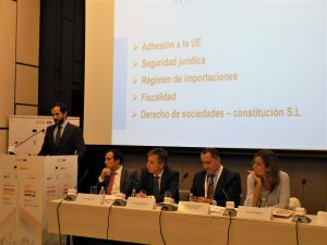 BDK Advokati at the first Business Forum Spain – Serbia 3