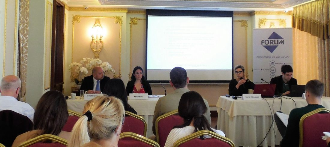 Milica Basta speaks about the new Data Protection Act 3