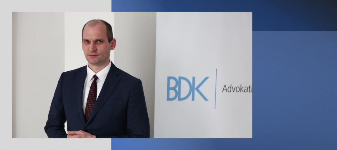 Luka Popović elected a member of the board of governors of AmCham Montenegro 1